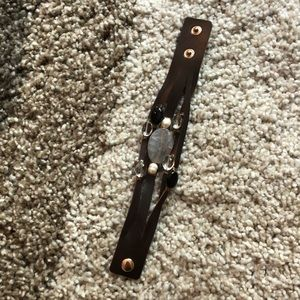 Jewelry - Adjustable snap bracelet